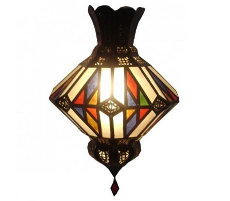Lanterne Marocaine RIAD fer forgé