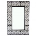 Cadre à miroir rectangulaire 50x70