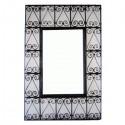 Cadre à miroir rectangulaire grand modèle 60x90