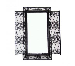 Cadre à miroir ARGANA petit modèle