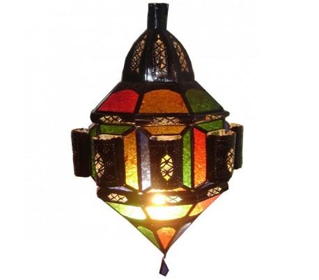 Lanterne Marocaine ROYAL fer forgé petit modèle
