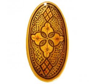 Plat Marocain ovale