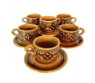 Tasses à café marocaines