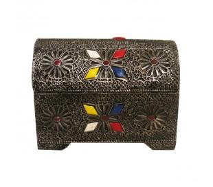 Coffre marocain FANTASIA petit modèle