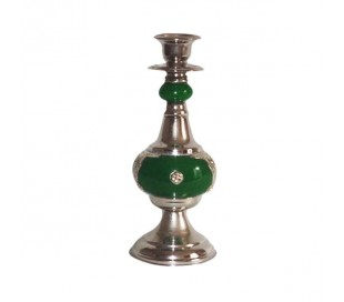 Bougeoir Marocain vert