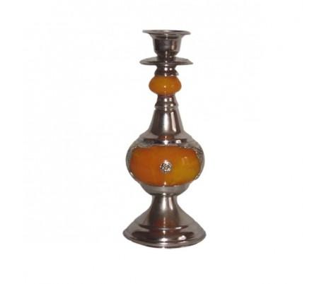Bougeoir Marocain jaune